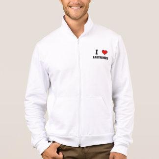 I Heart Earthlings Jacket