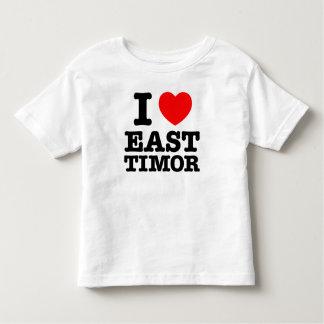 I heart East Timor Toddler T-Shirt