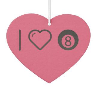 I Heart Eight Numbers