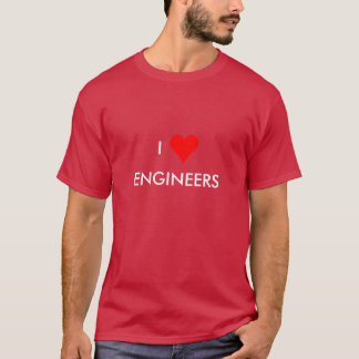 i heart engineers T-Shirt