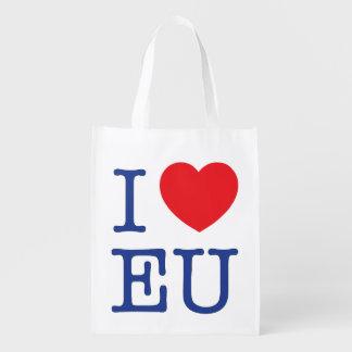 I Heart EU Reusable Bag