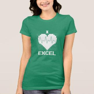 I Heart Excel T-Shirt
