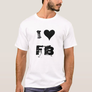 I heart FB T-Shirt