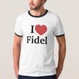 I (Heart) Fidel T-Shirt