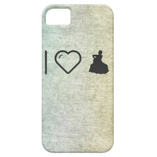 I Heart Flamenco Gowns Case For The iPhone 5