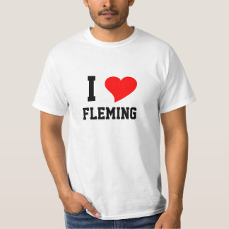 I Heart Fleming T-Shirt