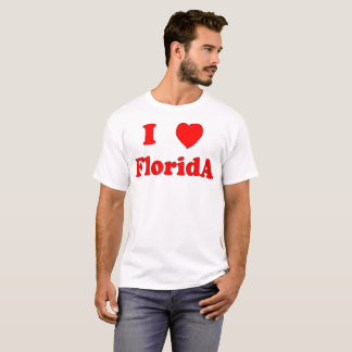 I Heart Florida Shirt