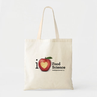 """I Heart Food Science"" Tote"
