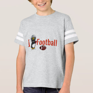 I Heart Football T-Shirt