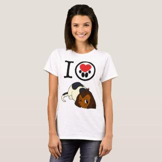 I Heart Furbags - Beagle T-Shirt