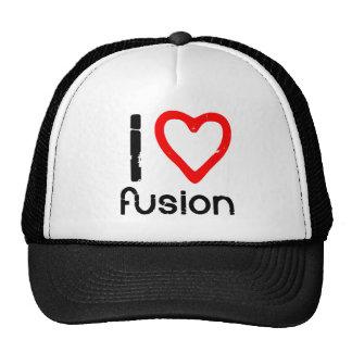 I Heart Fusion Mesh Hat