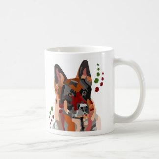 I Heart German Shepherds Coffee Mug