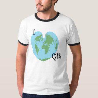 I heart GIS T-Shirt
