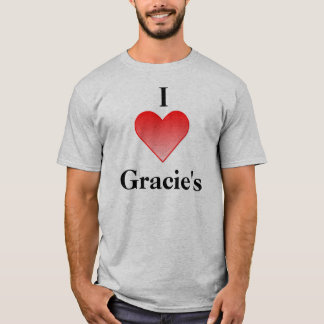 i heart gracie's T-Shirt