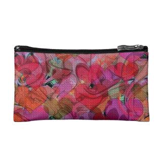 I Heart Graffiti Small Cosmetic Bag