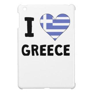 I Heart Greece iPad Mini Case