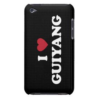 I Heart Guiyang China iPod Case-Mate Cases