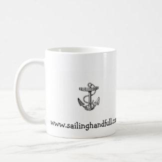 I heart Hand Full Mug