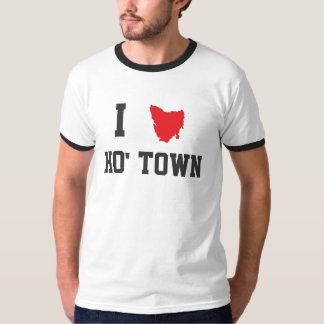 I HEART HO' TOWN! TEES