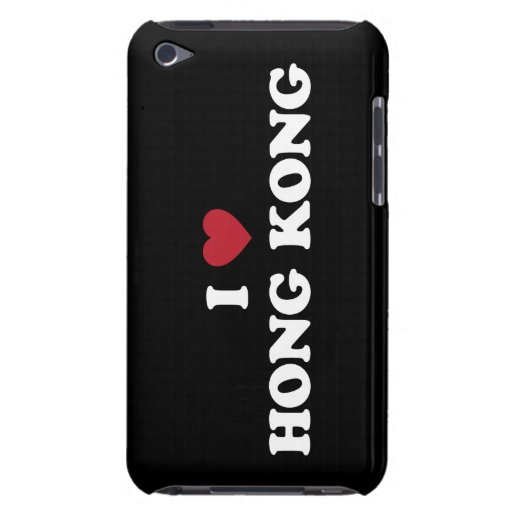 I Heart Hong Kong China iPod Touch Case-Mate Case
