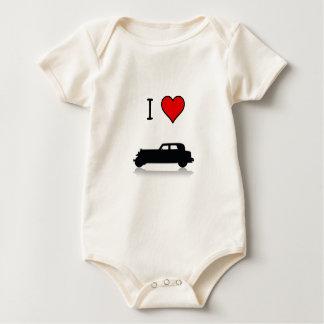 I Heart Hotrods Infant Bodysuit