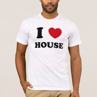I Heart House T-Shirt