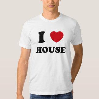I Heart House Tshirt