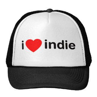 I Heart Indie Trucker Hats