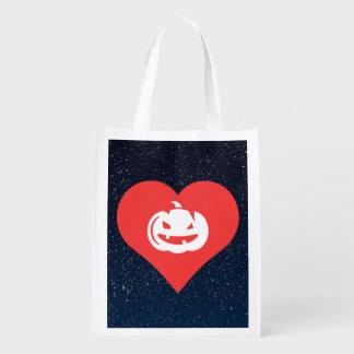 I Heart Jack-O'-Lanterns