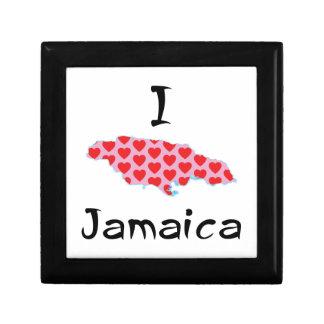 I heart Jamaica Gift Box