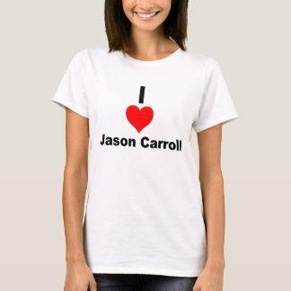 I Heart Jason Carroll T-Shirt