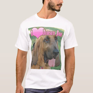 "I ""heart"" Jersey Joe T-Shirt"
