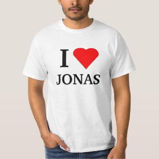 I heart JONAS T-Shirt