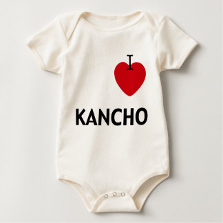 I HEART KANCHO BABY BODYSUIT