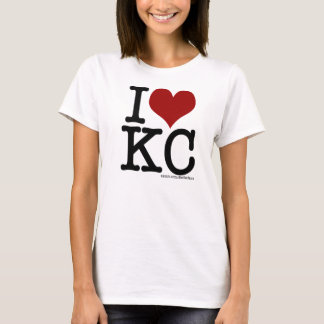 I Heart KC T-Shirt
