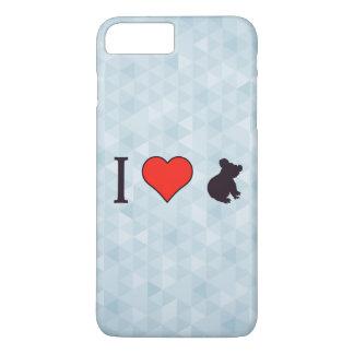 I Heart Koalas iPhone 7 Plus Case