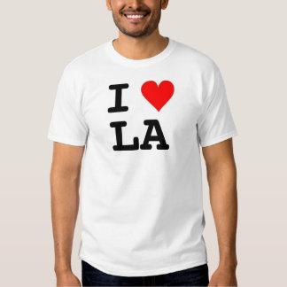 I heart LA Shirts