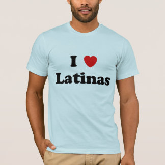 I Heart Latinas T-Shirt