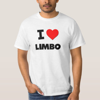 I Heart Limbo Tshirt