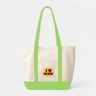 I Heart Los Suns I Love Los Suns Tshirts Tote Bags