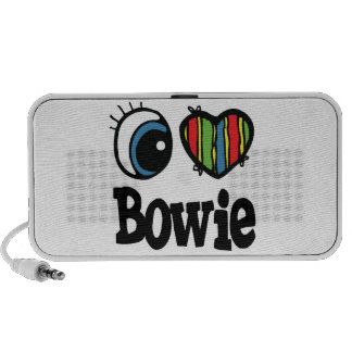 I Heart (Love) Bowie Speakers