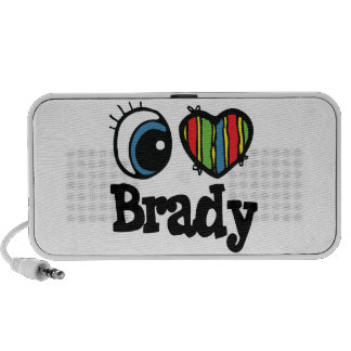 I Heart (Love) Brady Speaker System