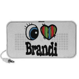 I Heart (Love) Brandi Speaker
