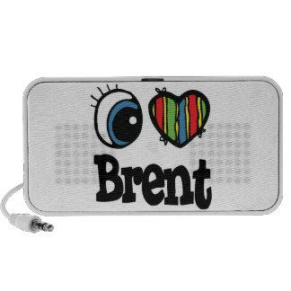 I Heart (Love) Brent Mp3 Speaker