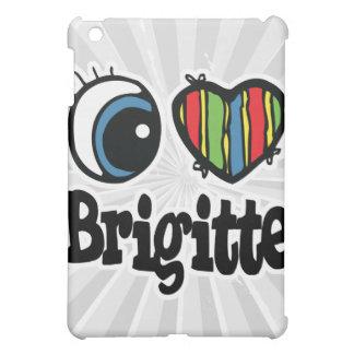 I Heart (Love) Brigitte Case For The iPad Mini