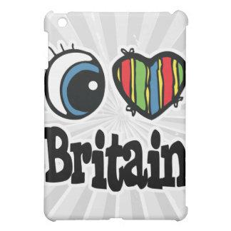 I Heart (Love) Britain iPad Mini Covers