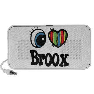 I Heart (Love) Broox Mini Speakers