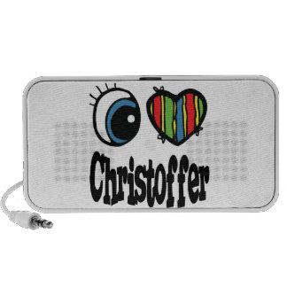 I Heart (Love) Christoffer Mp3 Speaker