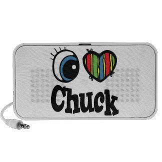 I Heart (Love) Chuck Speaker System