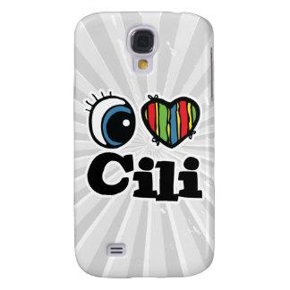 I Heart (Love) Cili Samsung Galaxy S4 Case